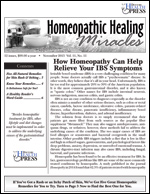 Homeopathic Healing